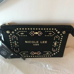 Nicole Lee Clutch Bag